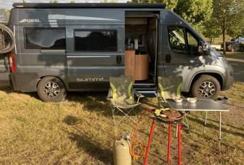Wohnmobil mieten in Sinzheim von privat | Pössl Womi4711