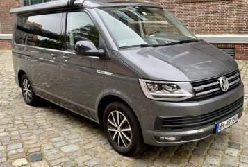 Wohnmobil mieten in Hamburg von privat   VW BODO