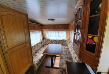 Wohnmobil mieten in Solingen von privat | Hobby  HOBBY