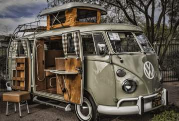 Wohnmobil mieten in gemeente Groningen von privat | VW Usher Van Usher