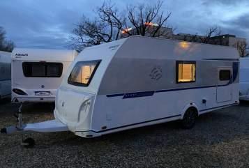Wohnmobil mieten in Bad Saarow von privat | Knaus BIG Familiy