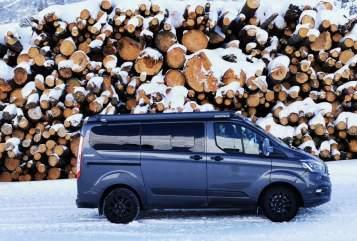 Wohnmobil mieten in Hard von privat | Ford Transit Custom  Otto
