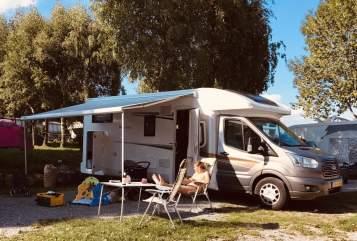 Wohnmobil mieten in Harderwijk von privat | Roller Team H01 Roller Team H01