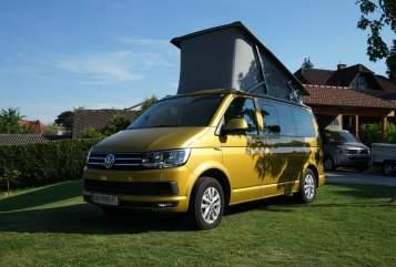 Wohnmobil mieten in Graz von privat | VW T6 Theo