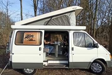 Wohnmobil mieten in Utrecht von privat | Ford weekend roadie