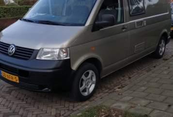 Wohnmobil mieten in Aalten von privat | Volkswagen  Zeuntje
