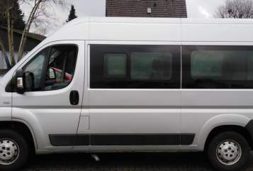 Wohnmobil mieten in Sassenberg von privat | Fiat Ducato Snoopy