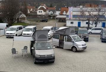 Wohnmobil mieten in Kirchheim unter Teck von privat | VW Columbus