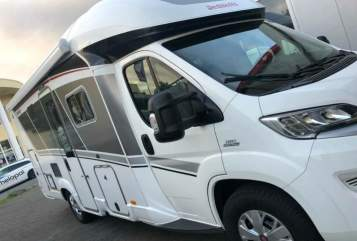 Wohnmobil mieten in Hennef von privat | Dethleffs Mr. For-Travel