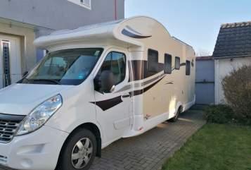 Wohnmobil mieten in Düsseldorf von privat | Ahorn Freiraum