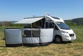 Wohnmobil mieten in Simmern von privat | Carado Tourer 337