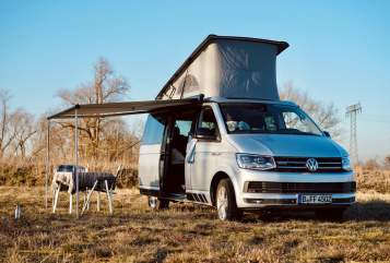 Wohnmobil mieten in Berlin von privat | VW Paul