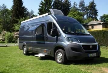 Wohnmobil mieten in Ahrensfelde von privat | Pössl Der Egon