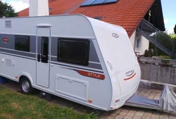 Wohnmobil mieten in Eresing von privat | LMC Style Mario