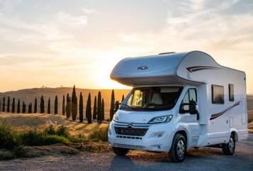 Wohnmobil mieten in Graz von privat | PLA Quasimodo