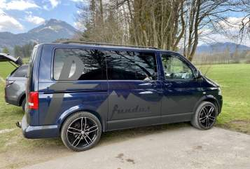 Wohnmobil mieten in Mils von privat   VW T5 Bulli