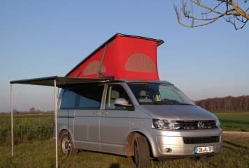 Wohnmobil mieten in Mering von privat   Volkswagen Sonnen-Bus