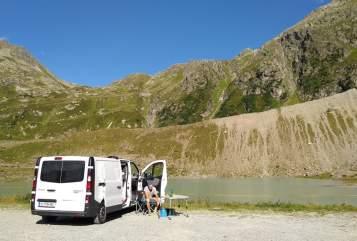 Wohnmobil mieten in Lans von privat | Renault  Bus