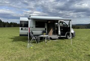 Wohnmobil mieten in Lauterbach von privat | Pössel Guiseppe