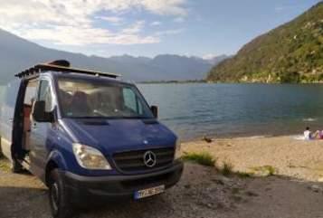 Wohnmobil mieten in Innsbruck von privat   Mercedes Benz Ulli