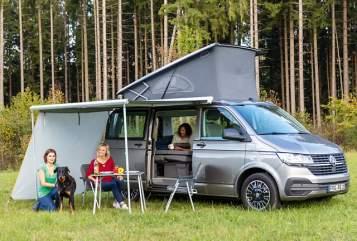 Wohnmobil mieten in Aldrans von privat   VW T6.1 Bärhofbulli