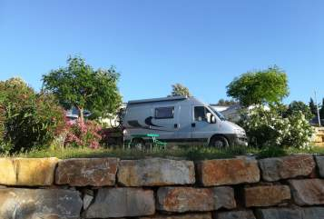 Wohnmobil mieten in Düsseldorf von privat | Peugeot WoMo