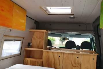 Wohnmobil mieten in Sandhausen von privat | Ford Die Fladders 2