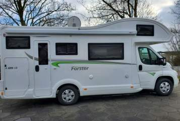Wohnmobil mieten in Dinslaken von privat | Forster Forster 699 VB