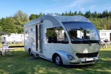 Wohnmobil mieten in Büttelborn von privat | EURA MOBIL U.D.O.