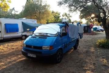 Wohnmobil mieten in Oberteuringen von privat | Volkswagen lara