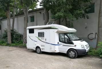 Wohnmobil mieten in Graz von privat | Chausson best of 04