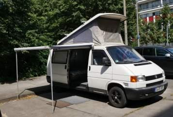 Wohnmobil mieten in Berlin von privat | Volkswagen Mr. Bulli