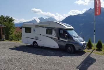 Wohnmobil mieten in Geltendorf von privat   Knaus  Momo