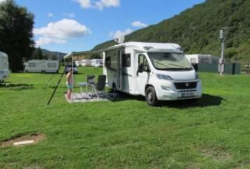 Wohnmobil mieten in Niederzier von privat   Weinsberg Weinsi