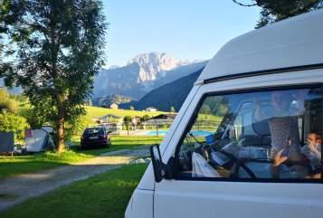 Wohnmobil mieten in Sautens von privat | Mercedes Herbert