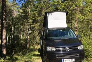 Wohnmobil mieten in Salzburg von privat | Volkswagen Mavi