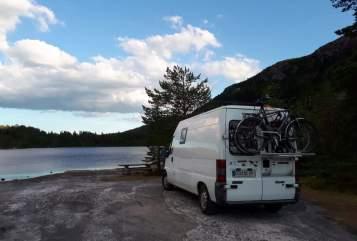 Wohnmobil mieten in Brügge von privat | Fiat Nordcamper