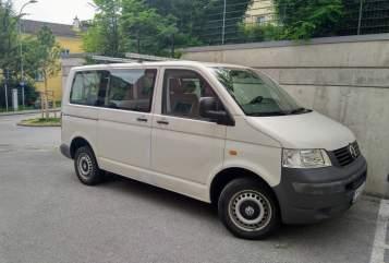 Wohnmobil mieten in Innsbruck von privat   VW Ferdes