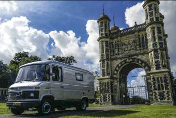 Wohnmobil mieten in Terborg von privat | Mercedes Benz RENZEBENZ 508D