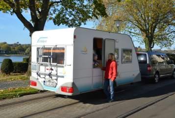Wohnmobil mieten in Königswinter von privat | Eifelland Rheinland Camper Wohnwagen