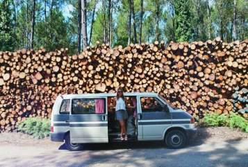 Wohnmobil mieten in München von privat   Volkswagen Kürbis