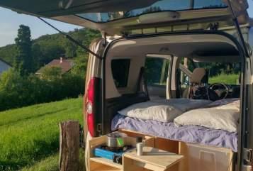 Wohnmobil mieten in Ottakring von privat   Fiat Tobi
