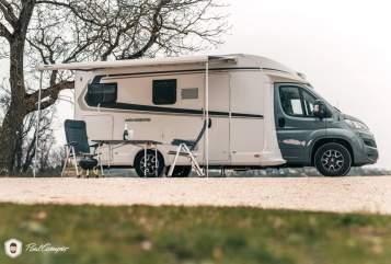 Wohnmobil mieten in Kirchheim am Ries von privat   Fiat Zeus