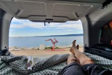 Wohnmobil mieten in Ottakring von privat   Citroen Mini-Campinski