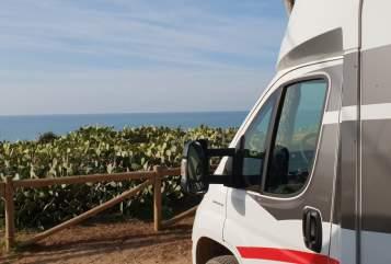 Wohnmobil mieten in Marienheide von privat   Sunlight Columbus