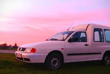 Wohnmobil mieten in Dietmannsried von privat | Volkswagen RomeoJuliet