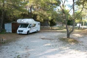 Wohnmobil mieten in Dossenheim von privat | Sunlight  Unsere Oase