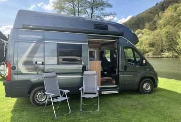 Wohnmobil mieten in Scharbeutz von privat | Weinsberg CaraBus