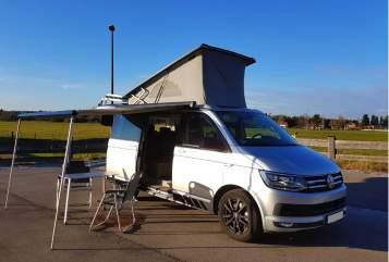 Wohnmobil mieten in Neutraubling von privat | VW Rey'seBulli