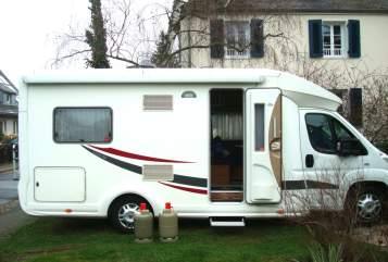 Wohnmobil mieten in Mainz von privat | Euramobil Dreamcatcher